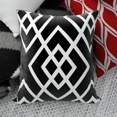 Jesse Throw Pillow Size: 16