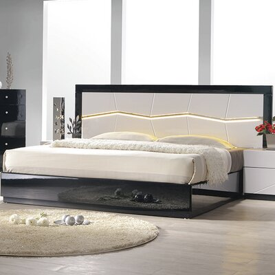 Jinn Platform Bed Size: Queen