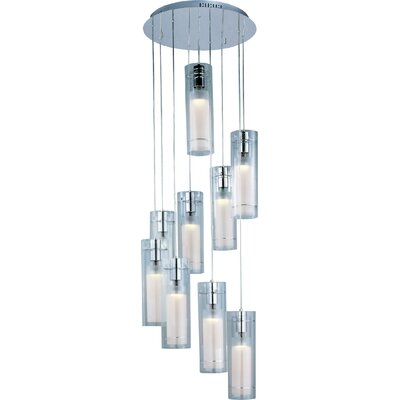 Collingdale 9-Light Cascade Pendant