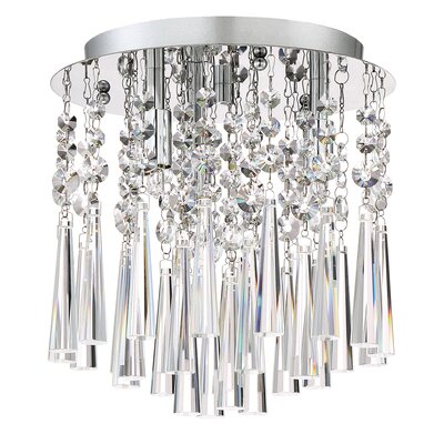 Coletta 3-Light Flush Mount