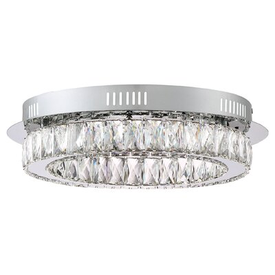 Coletta 1-Light Flush Mount