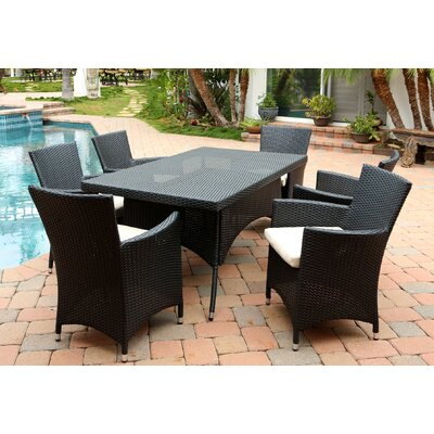 Sigma 7 Piece Dining Set