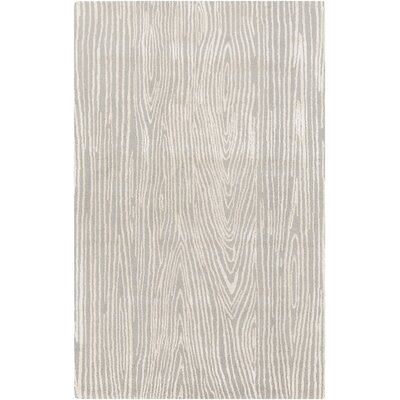 Alysha Ivory Area Rug Rug Size: Rectangle 33 x 53