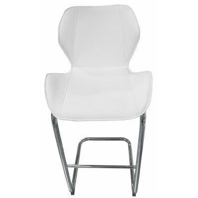 Kenia 27 Bar Stool Upholstery: White