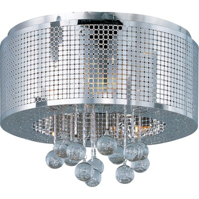 Gration 5-Light Flush Mount
