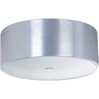 Capricorn 3-Light Flush Mount
