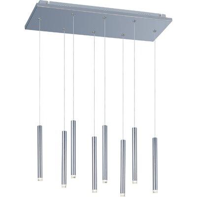 Cancri 8 LED Integrated Bulb Cascade Pendant