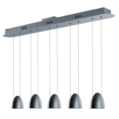 Swanton 5-Light LED Pendant