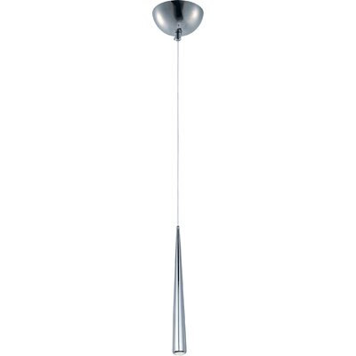 Ajax 1-LED Integrated Bulb Mini Pendant
