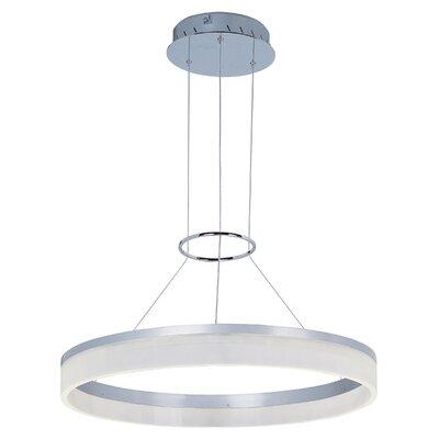 Ianthe 1-Tier LED Pendant
