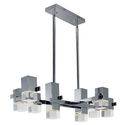 Orpheus LED 8-Light Pendant