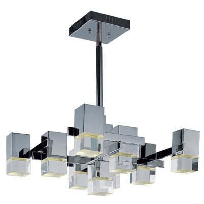 Bustleton LED 9-Light Pendant