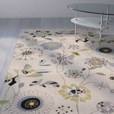 Doe Indoor/Outdoor Rug Rug Size: Rectangle 26 x 4