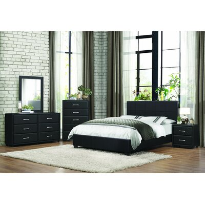 Eres Panel Customizable Bedroom Set