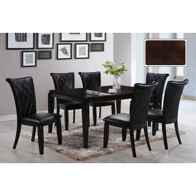 Busby 5 Piece Dining Set
