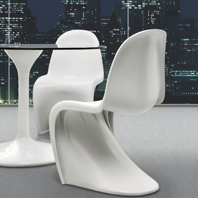 English Side Chair Finish: White