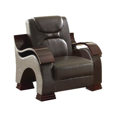Caran Sofa Upholstery: Cappuccino