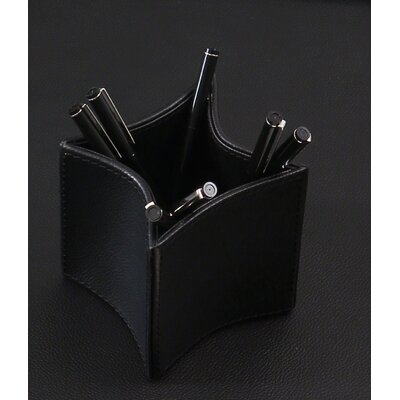 Bridges Folded Leather Pencil Cup OREL6090 41161172