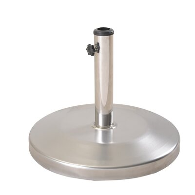 Gigi Steel Umbrella Base