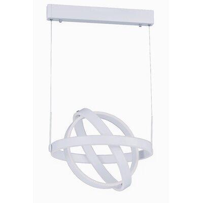 Ananke 6-Light Metal Globe Pendant