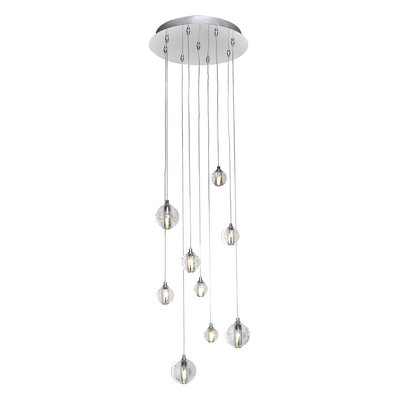 Capricorn 9-Light LED Pendant