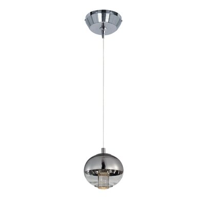 Talitha 1-Light Pendant and Canopy