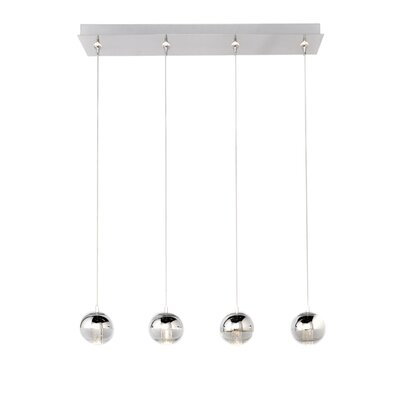 Talitha 4-Light Pendant and Canopy