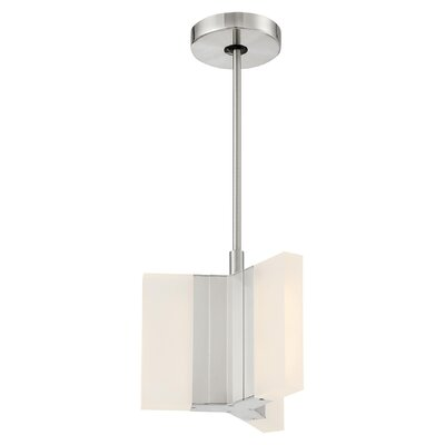 Preece 3-Light Mini Pendant Size: 8.75 H x 10.25 W x 10.25 D