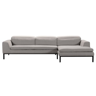 Cookson Sectional Upholstery: Taupe