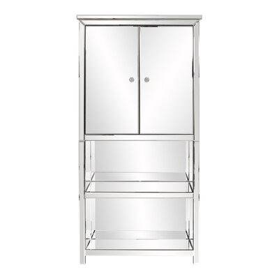 Chappel Mirrored Armoire
