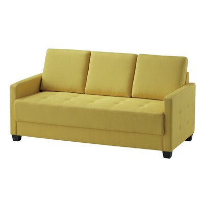 Edinburg Sofa Upholstery: Yellow