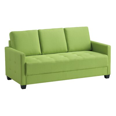 Filipina Sofa Upholstery: Lime Green