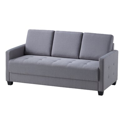 Edinburg Sofa Upholstery: Gray