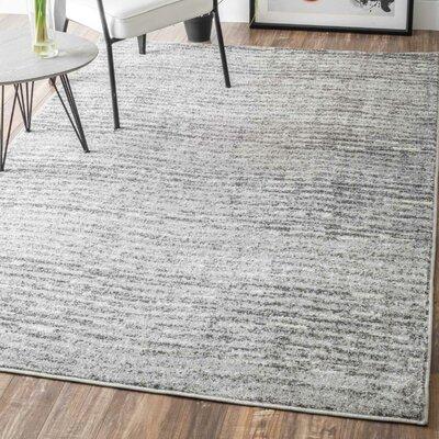 Bismark Gray Area Rug Rug Size: Rectangle 82 x 116