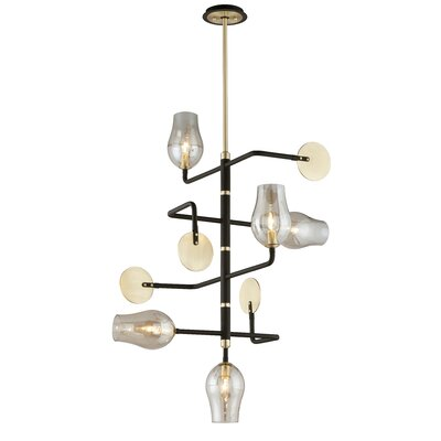 Devyn 5-Light Foyer Pendant