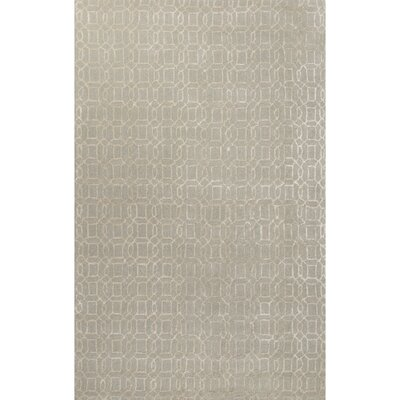 Rainey Street Hand-Tufted Green Area Rug Rug Size: 96 x 136