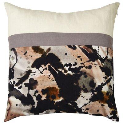 Reynaldo Watercolor Throw Pillow