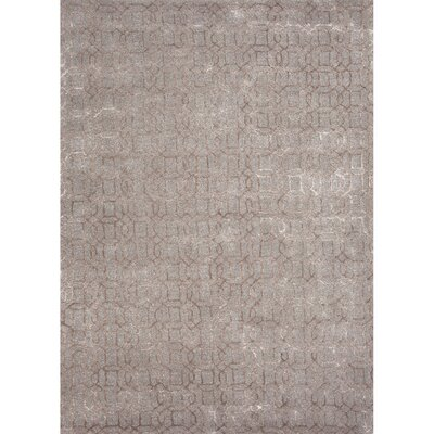 Rainey Street Gray Area Rug Rug Size: 5 x 8