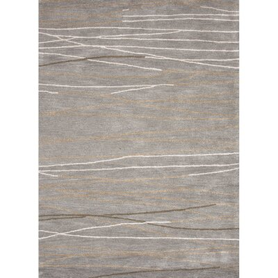 Bruce Gray Geometric Area Rug Rug Size: Rectangle 8 x 11