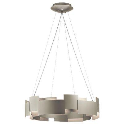 Willis 2-Light LED Drum Pendant