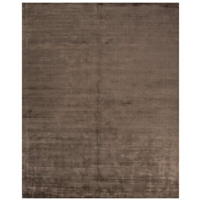 Canarsie Hand-Loomed Beige/Brown Area Rug Rug Size: Rectangle 5 x 8