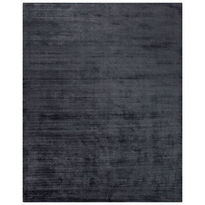 Canarsie Hand-Loomed Blue Area Rug Rug Size: Rectangle 2 x 3