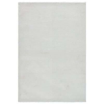 Elysian Gray Area Rug Rug Size: 710 x 96