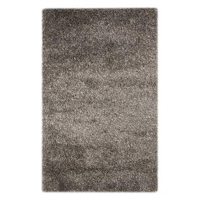 Loftin Bleached Linen/Light Beige Area Rug Rug Size: 5 x 8