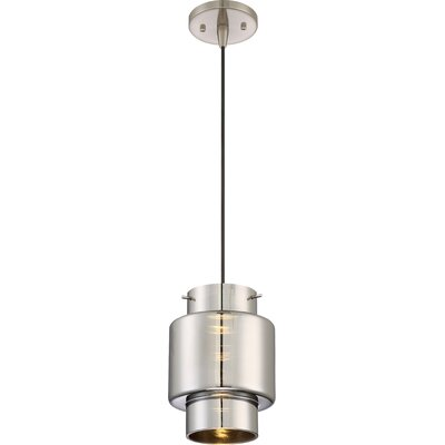 Easy Grab 1-Light LED Mini Pendant