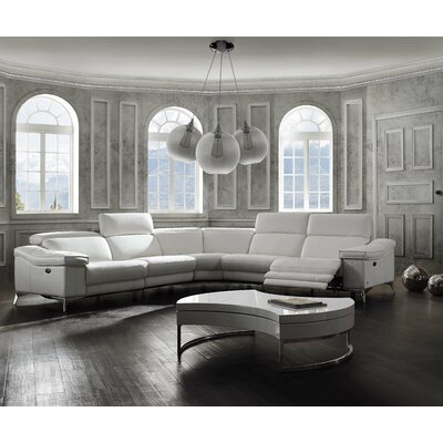 Brathwaite Leather Sectional