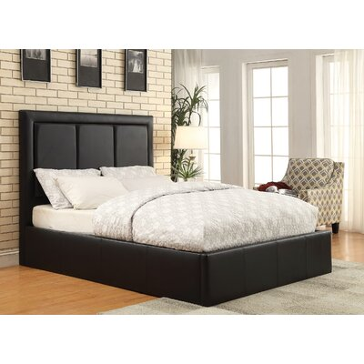 Rungata Upholstered Storage Platform Bed Size: California King
