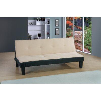 Chavez Convertible Sleeper Sofa Upholstery: Mocha