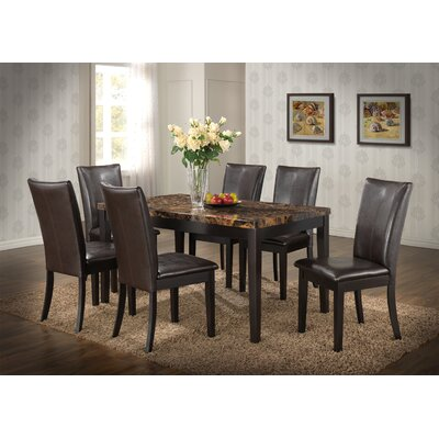 Shrutika Contemporary Rectangular Dining Table