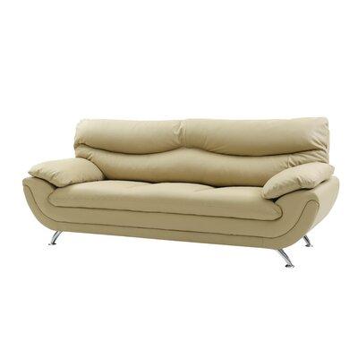 Xamiera Sofa Color: Beige